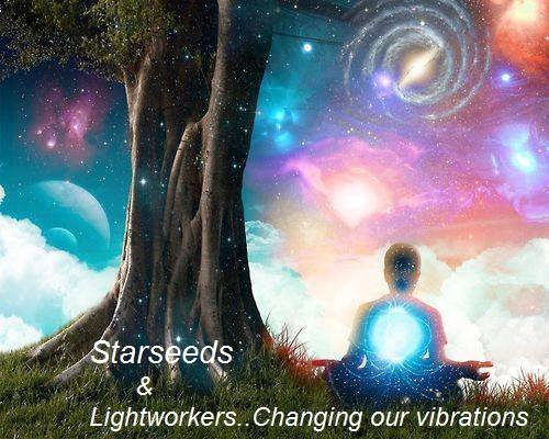 Lightworkers - Starseeds